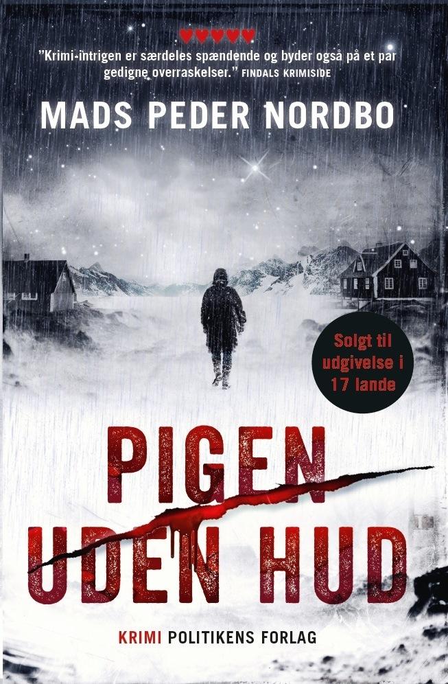 PIGEN UDEN HUD - Paperback, Denmark March 12. 2018